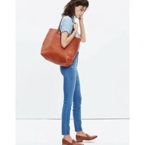 NWT Madewell The Transport Tote